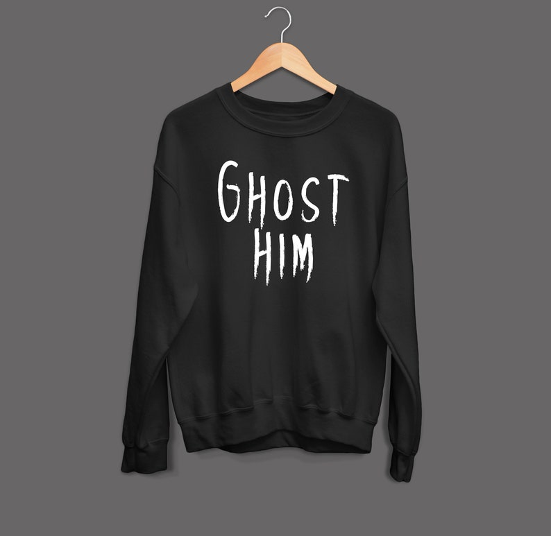 Witchy Woman Halloween Shirt Ghost Him Shirt Sweatshirt Halloween Costume Funny Halloween Sweatshirt Funny Halloween Shirt Bad Witch