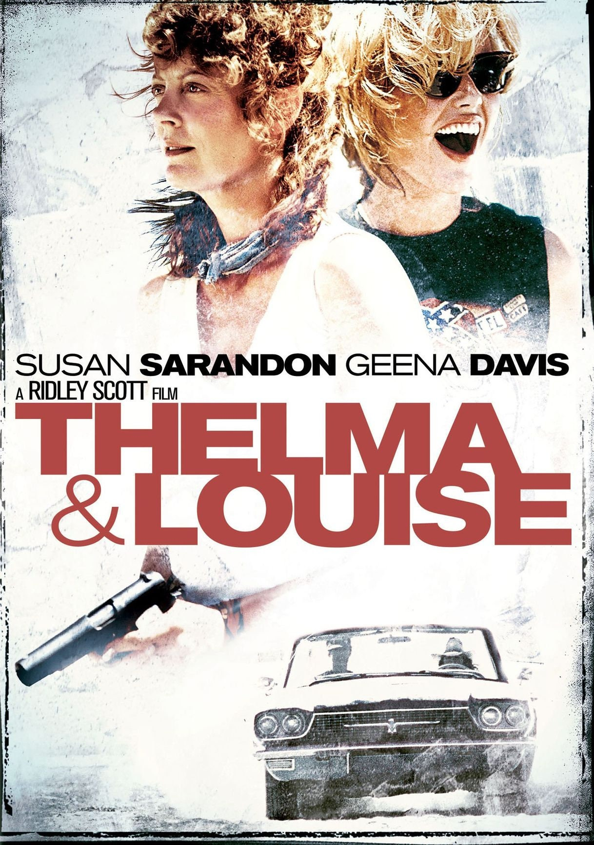 Thelma & Louise Movie Poster 1 Choose your size A4/A3/A2 | Etsy