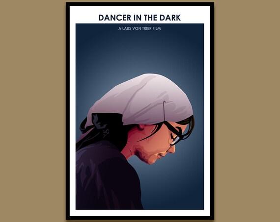 Dancer In The Dark 2000 Von Trier Alternative Movie Etsy