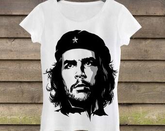 51a755b5b Che Guevara Woman T-shirt