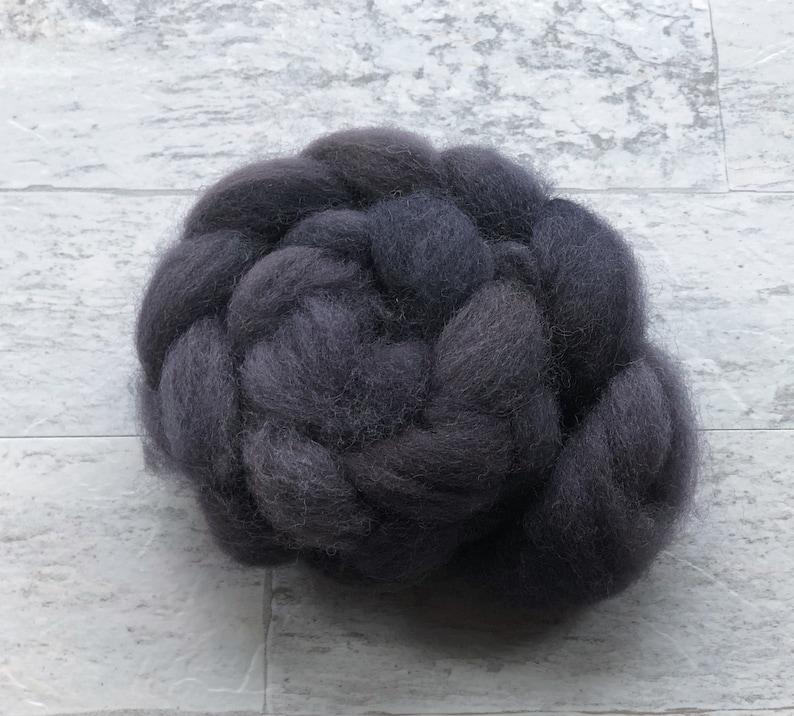 Hand Dyed Wool Roving Spinning Fiber Needle Felting Cheviot Wool Variety Pack Wet felting