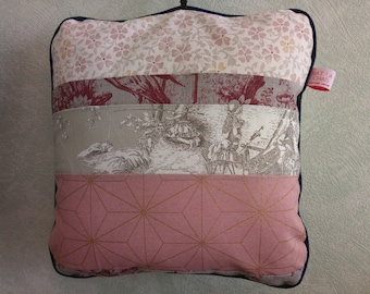 Piped Cushion cover
