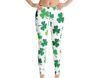 cbb146418fc St. Patrick s Day Leggings