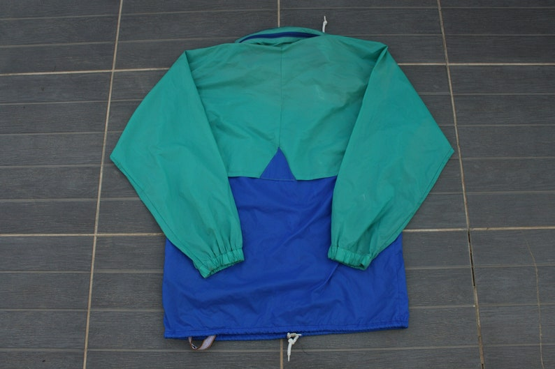 K-Way Waterproof size 7 vintage original very good condition