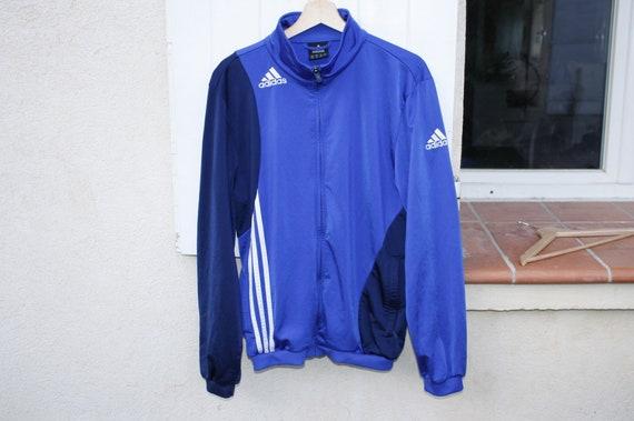 Veste Sport Adidas Vintage asymétrique taille M état parfait