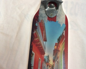 Bar Opened Bottler  -  Old San Juan