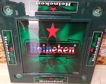 Domino Table (Heineken Full Painting)