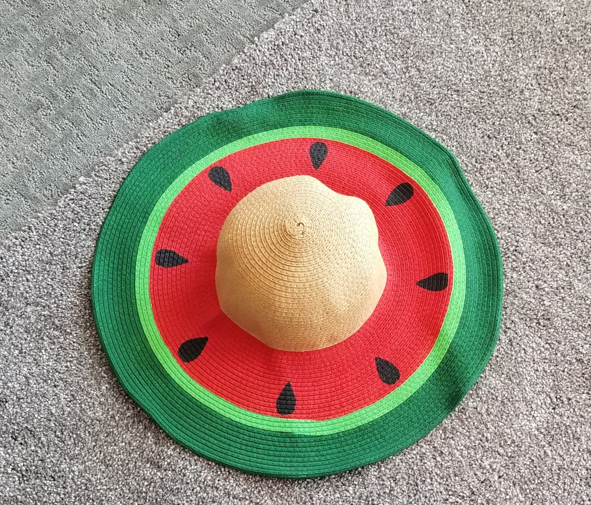 Watermelon Hat  02c4f240eee