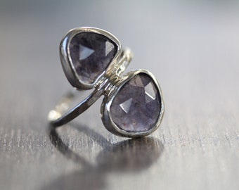 Reflections Iolite Ring