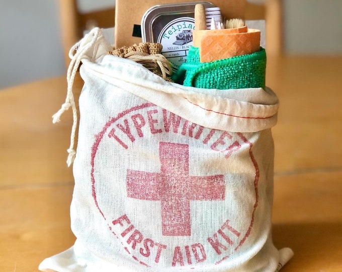 Featured listing image: TYPEWRITER FIRST-AID Kit® , Complete Basic Care for Manual Typewriters