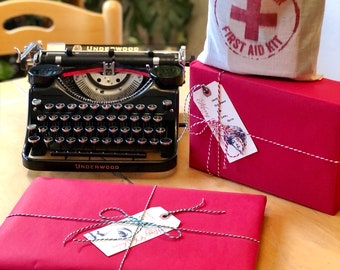 Teipiadur Gift Wrap for Typewriter Purchase