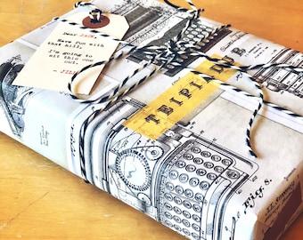 Teipiadur Gift Wrap