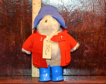 Vintage Paddington Bear/Gabrielle Designs/1977/Original/Made In England