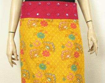 Reversible skirt #10404