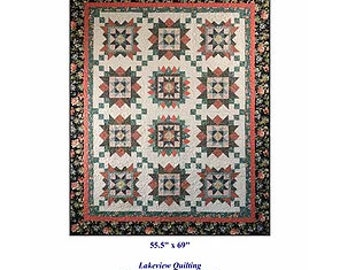 Pattern kit Dynasty Lakeview Quilts