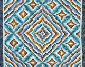 Lakeview Quilts - Ripples -  Pattern kit