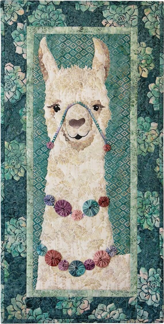 Alejandro by McKenna Ryan Laser Cut Fabric Kit w Border and Binding Fabric