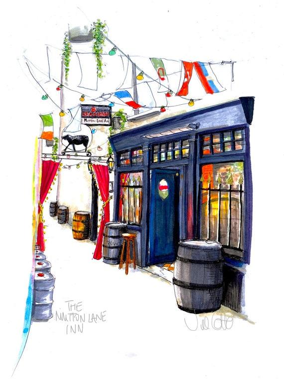 The Mutton Lane Inn, Cork