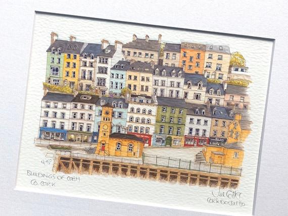 Buildings of Cobh, Co. Cork