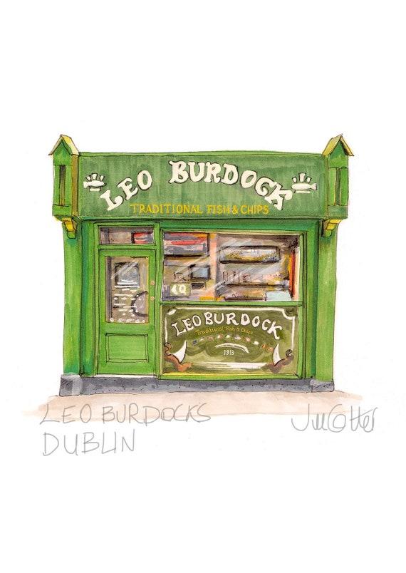 Leo Burdocks, Dublin