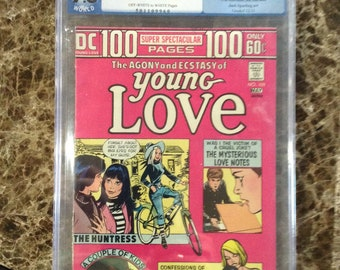 DC Comics Young Love #109 F/VF 7.0