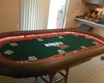 Custom poker tables st louis casino aladdin trabajo