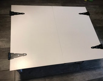 Puzzle Table Etsy
