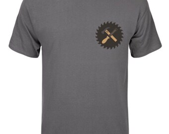 811 Woodworks t-shirt