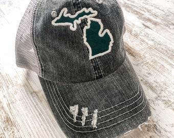 Sudan Flag Map Logo Classic Adjustable Cotton Baseball Caps Trucker Driver Hat Outdoor Cap Gray