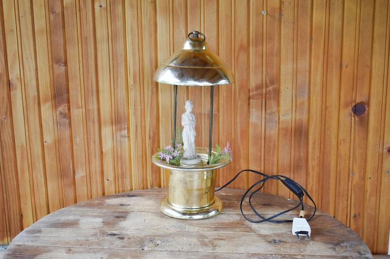 Lampada da lettura lampada acqua vecchia lampada di notte etsy