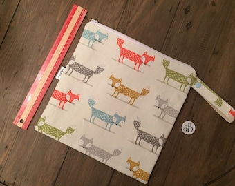 Dolly & Dave Fox Baby Change Bag
