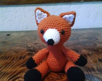 PDF Pattern Foxxy's Fox
