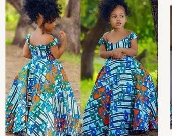 Kitenge dress | Etsy