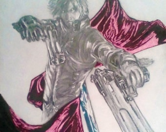 Dante. Devil May Cry