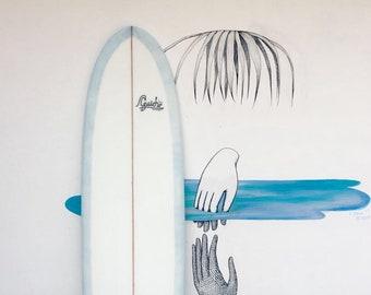 Longboard 7.6
