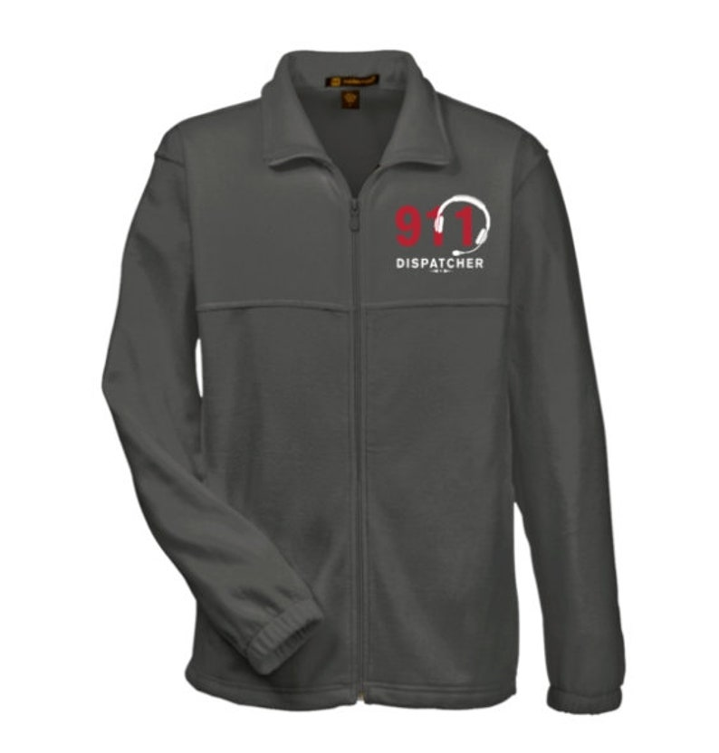 6ee4f4de 911 Dispatcher Gift / 911 Dispatcher Fleece Jacket / | Etsy