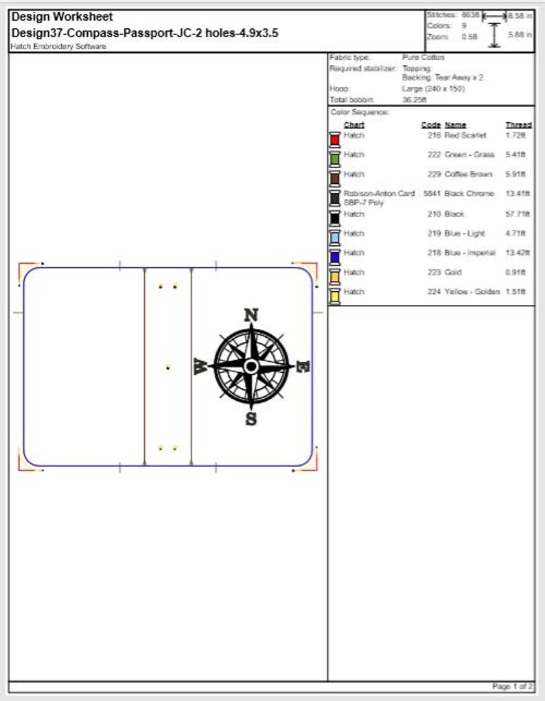Hatch Embroidery Software Product Key