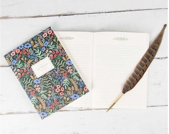 Rifle Tapestry Notebook
