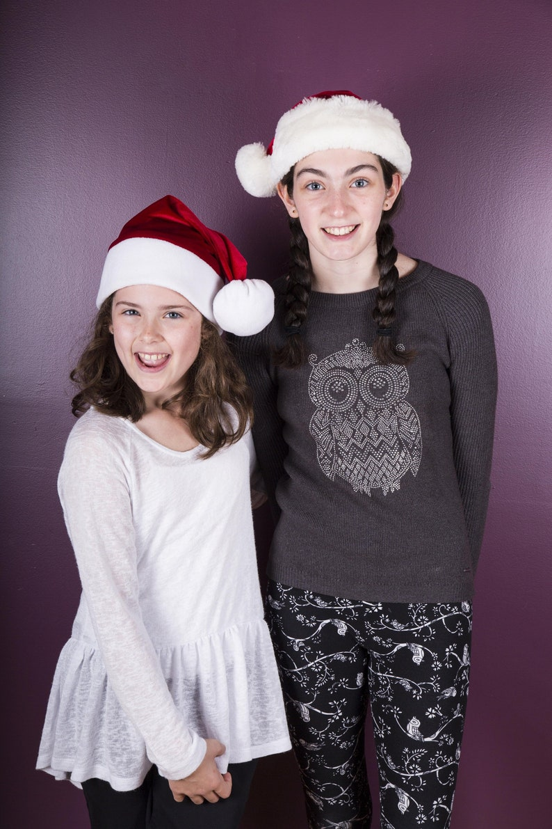 d9ee91d4fca Santa Claus Hat Santa Cap Christmas Hat Christmas
