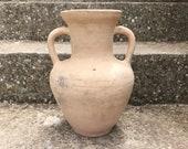 Artigianato Sardo.Interior design.Archaeological replique.Punic amphora .Ancient pottery.Sardinia craft.Andmade artefact.Italian ceramic.