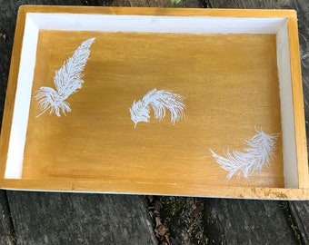 Feather box