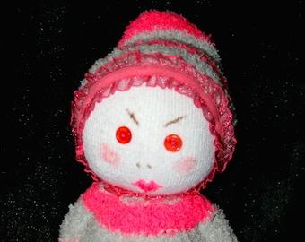 Super Soft Sock Doll