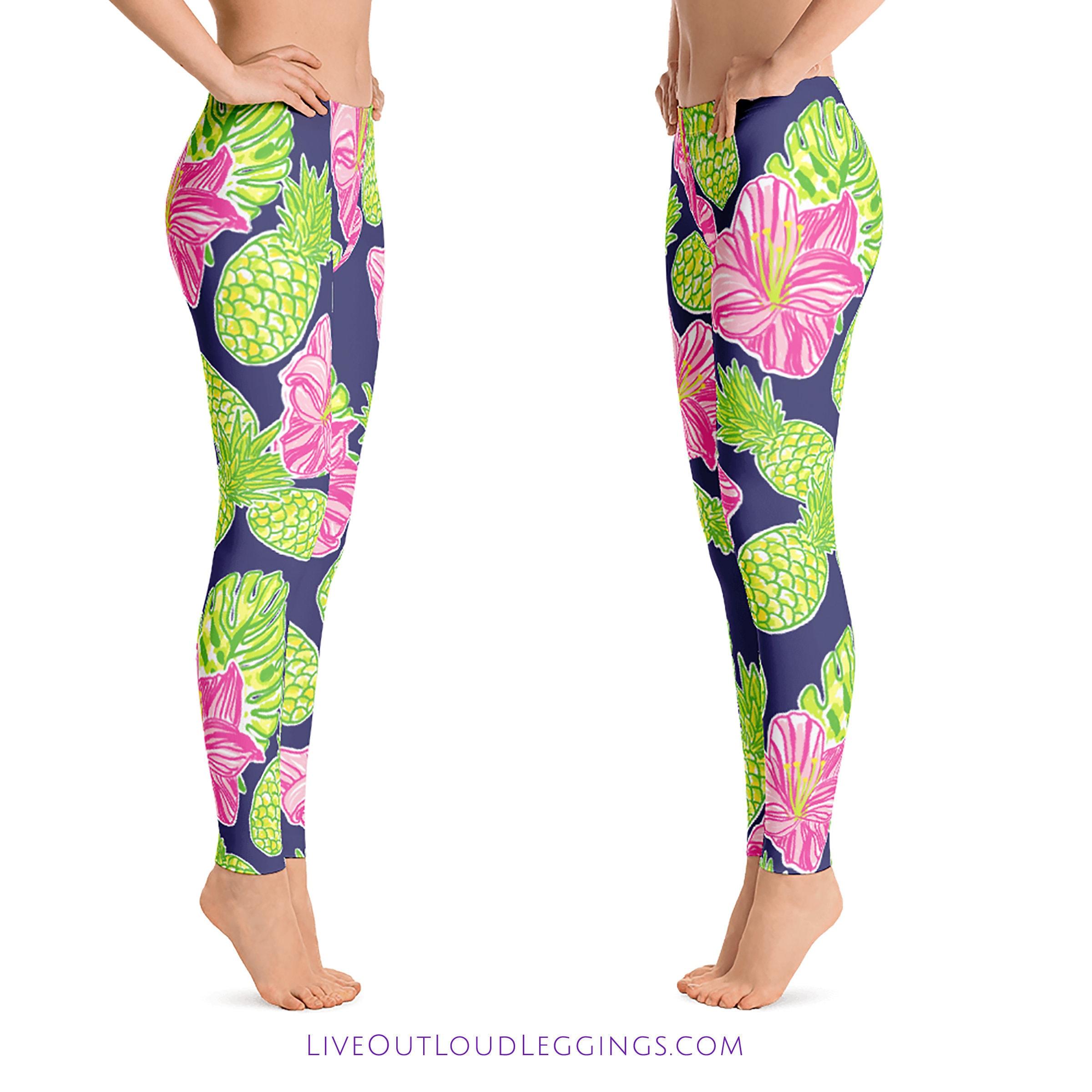 Girls Patterned Leggings Simple Design Ideas