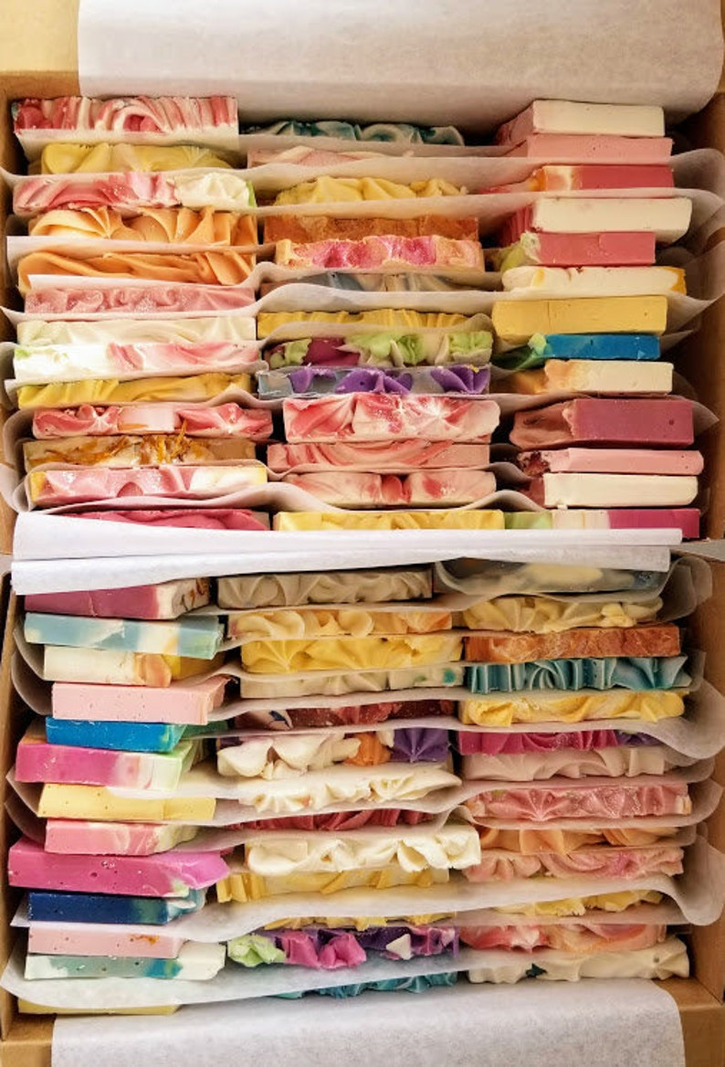 Soap favors up to 220pcs great for unique bridal or baby image 0