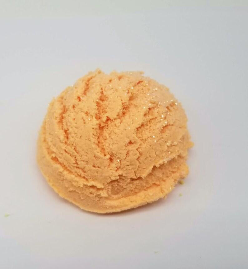 MANGO PAPAYA bubble bath solid Bar organic vegan stocking image 0
