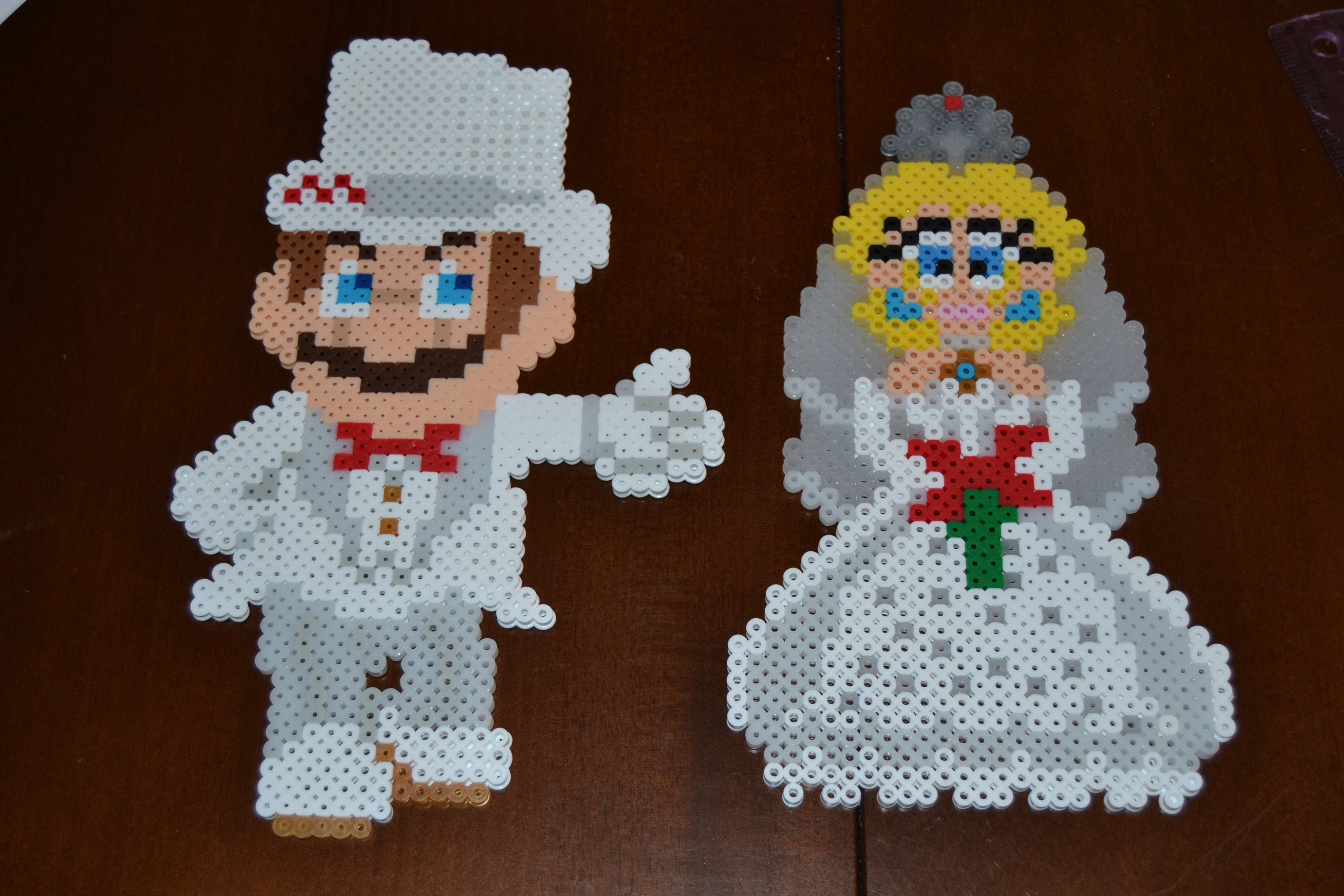 Super Mario Odyssey Peach Wedding Outfit Etsy
