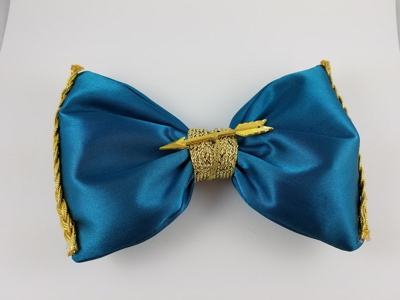 Brave Blue Bow Baby Headband Clothing, Shoes & Accessories