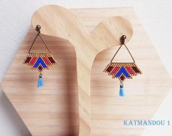 Kathmandu MelidelBoutique earrings