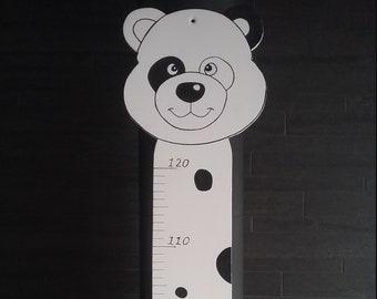 Panda wooden gauge