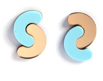 Cece (Acrylic Earrings)